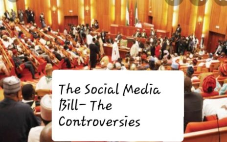 The social media bill the controversies