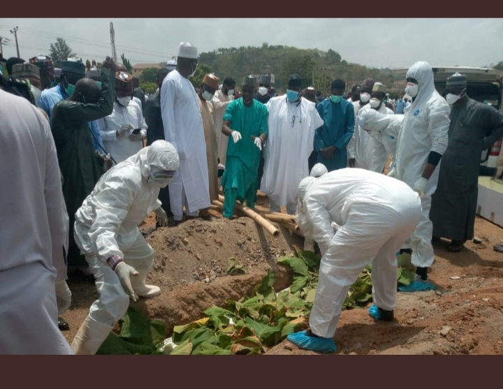 Abba Kyari laid to rest