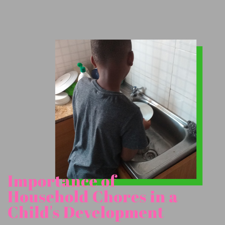 Importance of household chores in children